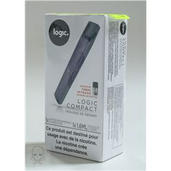 LOGIC COMPACT STARTER KIT. INCLUDES CHARGER AND 1