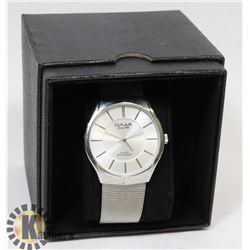NEW OMAX MENS WATCH WITH GIFTBOX