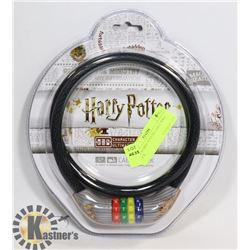 NEW HARRY POTTER CABLE BIKE LOCK