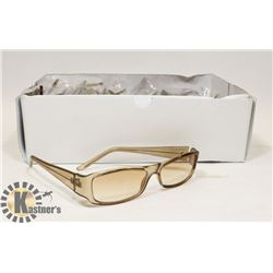 BOX OF DESIGNER SUNGLASSES