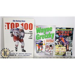 THE HOCKEY NEWS NHL TOP 100 MAGAZINE