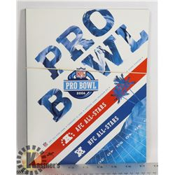 2006 NFL PRO BOWL PROGRAM