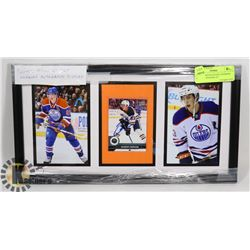 FRAMED RYAN NUGENT-HOPKINS AUTOGRAPH DISPLAY