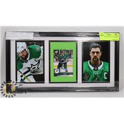 FRAMED JAMIE BENN AUTOGRAPH DISPLAY