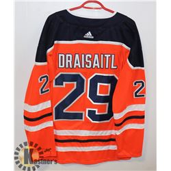 NEW OILERS DRAISAITL JERSEY MENS XL