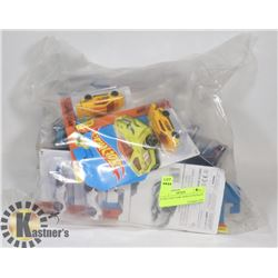 25 DIE CAST CARS. NEW IN PACKAGE