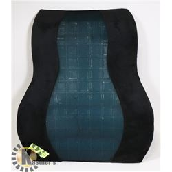 PADDED DRIVER SEAT BACK SUPPORT