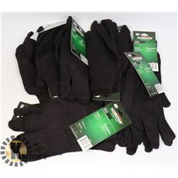 PACK WITH 12 PAIRS OF HORIZON SZ L GLOVES
