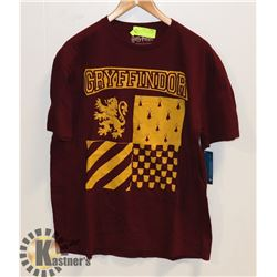 NEW HARRY POTTER GRYFFINDOR MENS SIZE XL