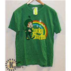 NEW MENS SIZE LARGE LUCKY CHARMS T SHIRT