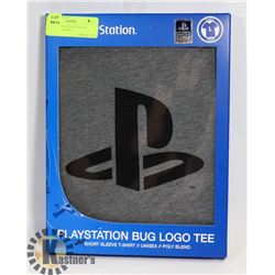 NEW PLAYSTATION OFFICIAL LICENSED T-SHIRT