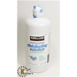 KIRKLAND DISINFECTING CONTACT LENSES SOLUTION