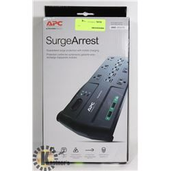 NEW APC SURGE ARREST, SURGE PROTECTOR WITH MOBILE