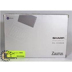 NEW SHARP SL-C3000 ZAURUS PERSONAL MOBILE TOOL