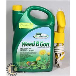 SCOTTS ECOSENSE WEED B GON, 5LITRE JUG