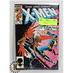 X-MEN #201 1ST CABLE NATHAN SUMMERS COMIC