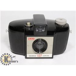 1940S KODAK BROWNIE 127 ART DECO CAMERA