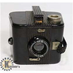 ART DECO KODAK SIX 20 BULS EYE CAMERA