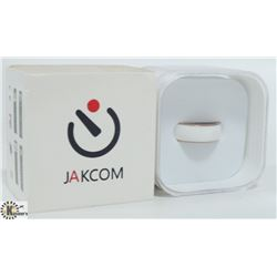 NEW JAKCOM WHITE SMART RING SZ #10
