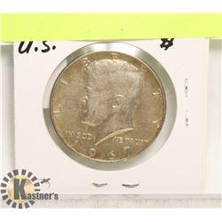 1967 U.S. HALF DOLLAR