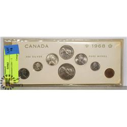 1968 CANADIAN COIN SET