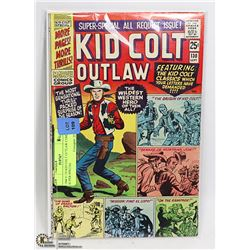 1966 # 130 KID COLT OUTLAW COMIC SUPER SPECIAL