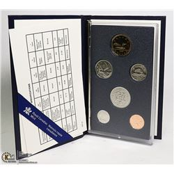 1988 CANADIAN MINT COIN SET