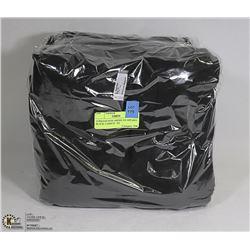 14 BRAND NEW AMERICAN APPAREL BLACK T-SHIRTS - XS