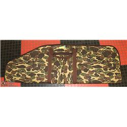 CAMO FULL SIZE HUNTING BOW CARRYING CASE