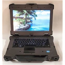 DELL RUGGED XFR iNTEL i7 LAPTOP/256GB SSD/8GB RAM