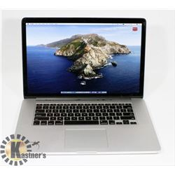 "15"" APPLE MACBOOK PRO LATE-2013 i7 RETINA/16GB/256"