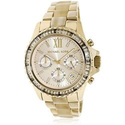 NEW MICHAEL KORS 42MM TRIPLE CHRONO MSRP $439