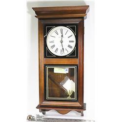 WESTMINISTER PENDILUM CLOCK