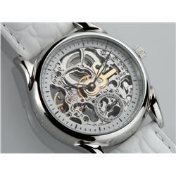 YVES CAMANI AUTOMATIC SKELETAL WATCH MSRP $199