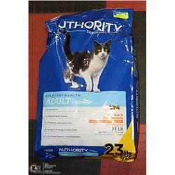 AUTHORITY CAT FOOD ADULT INDOOR CHICKEN + RICE