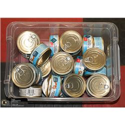 CASE OF BLUE BUFFALO CANNED CAT FOOD CHICKEN