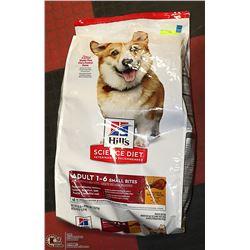 SCIENCE DIET DOG FOOD CHICKEN + BARLEY