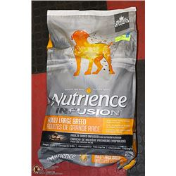 NUTRIENCE ADULT LARGE BREED DOG FOOD FREEZE