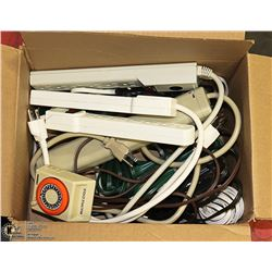 POWER BARS, TIMERS, EXTENSION CORDS