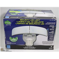NEW HOME ZONE MOTION ACTIVATED SECURITY LED LIGHT