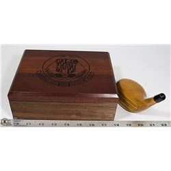 NEWGOLF CLUB ORNAMENT MSRP 70$AND COLLECTIBLE GOLF