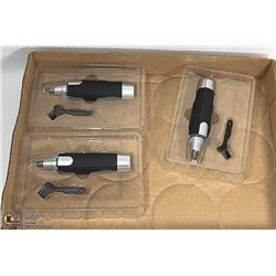 LOT OF 3 NEW WET/DRY TRIMMERS