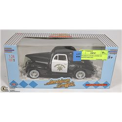 1939 CHECY COUPE ANERICAN GRAFFITI DIECAST