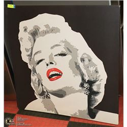 MARILYN MUNROE CANVAS PICTURE