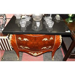 BEAUTIFUL BOMBAY DRESSER/ MARBLE TOP