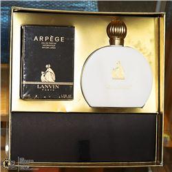 ARPEGE 50ML 2 PC SET, INCLUDES EAU DE PARFUM