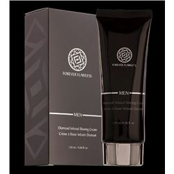DIAMOND INFUSED SHAVE CREAM FOR MEN MSRP $70