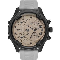 NEW DIESEL 56MM 4-TIME ZONE MSRP $479 WATCH