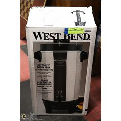 WESTBEND 42 CUP COFFEE MAKER