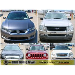 FEATURED CARS AND SUVS